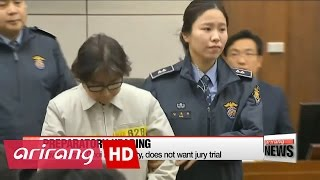 Court holds first preparatory hearing for Choi Soon-sil trial