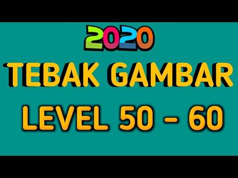 Jawaban Tebak Tebakan 2020 Tebak Gambar Level 50 60 Youtube