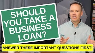 Small Business Loan Questions to Ask Before Borrowing