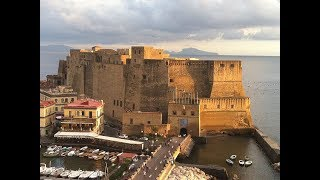 Places to see in ( Naples - Italy ) Castel dell'Ovo