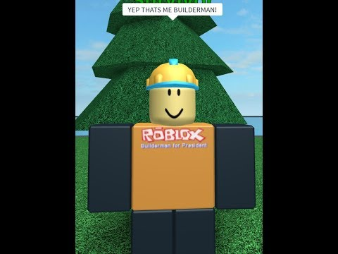 How To Look Like A Old Builderman Around 2008 Youtube