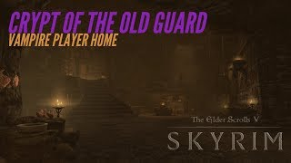 Skyrim PS4 Mods: Crypt of the Old Guard