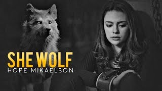 """Download Hope Mikaelson """"she wolf"""" Mp3 and Videos"""