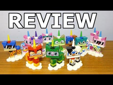Lego Unikitty CMF Series Review Set #41775