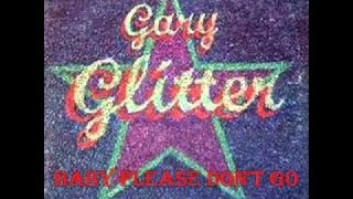 gary glitter i didn t know i loved you saw you till i saw you rock and roll