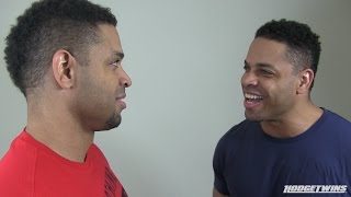 Potential Girlfriend Playing Games @Hodgetwins