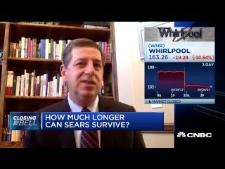 Former Wal-Mart US CEO Bill Simon: Sears Is Like 'Watching A Train Wreck In Slow Motion' | CNBC
