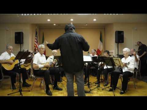 Reginella Campagnola -Sarasota Mandolin Orchestra- Beautiful Folk Music