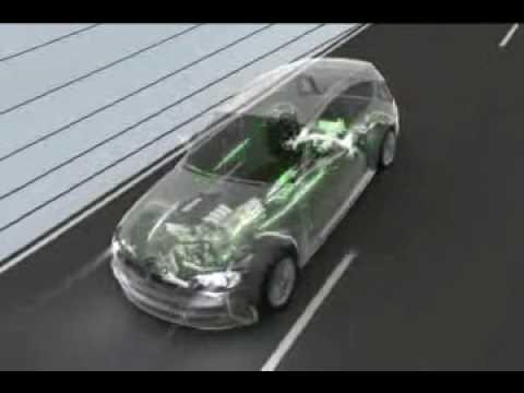 BMW Brake Energy Regeneration
