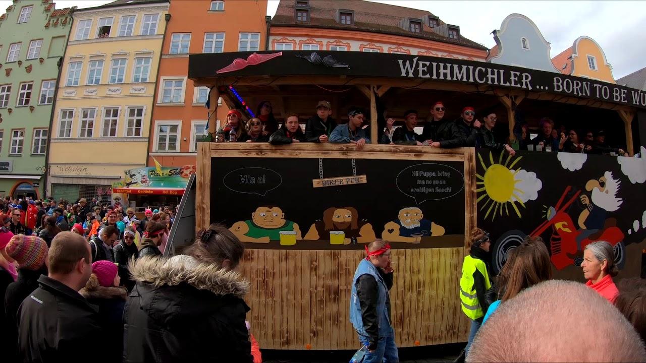 Faschingsumzug Landshut