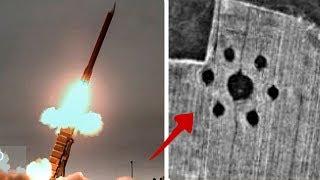 Ракетные установки древних используют до сих пор! Круги на полях, о которых молчат!