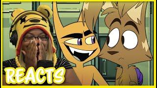 ZooPhobia | Bad Luck Jack Short | Vivziepop | AyChristene Reacts