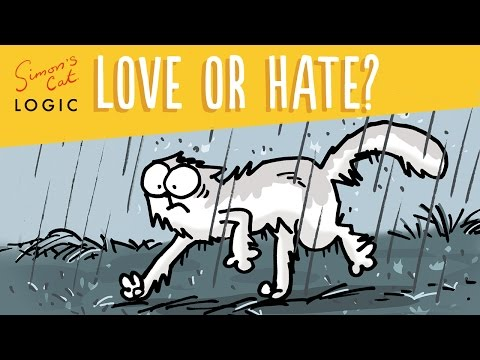 Thumbnail: Do Cats Really Hate Water? - Simon's Cat Logic