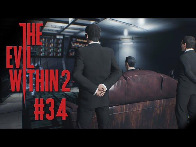 The Evil Within 2 [#34] - Kontakt wieder hergestellt