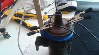 Самодельный электропастух - новая версия