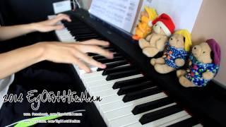 Madan no Ou To Vanadis/Ouanadisu/senki ED - Schwarzer Bogen Piano arr.EgOistHiuMan HQ