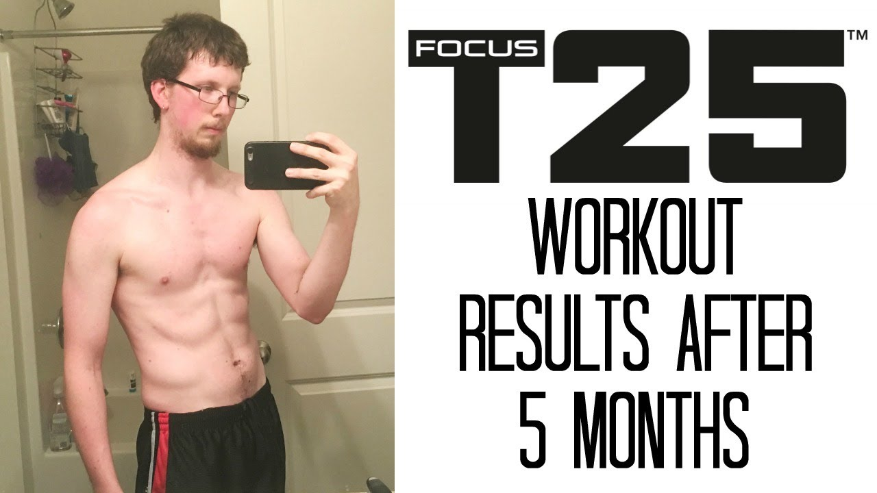 Focus T25 Workout Helped Lose Body Fat | Will's 5 Month Results