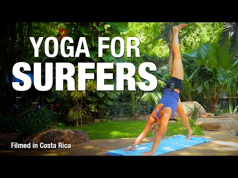Yoga for Surfers - Sports Yoga Class - Five Parks Yoga