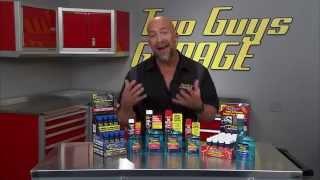 Two Guys Garage TV - Star Tron Fuel Treatment