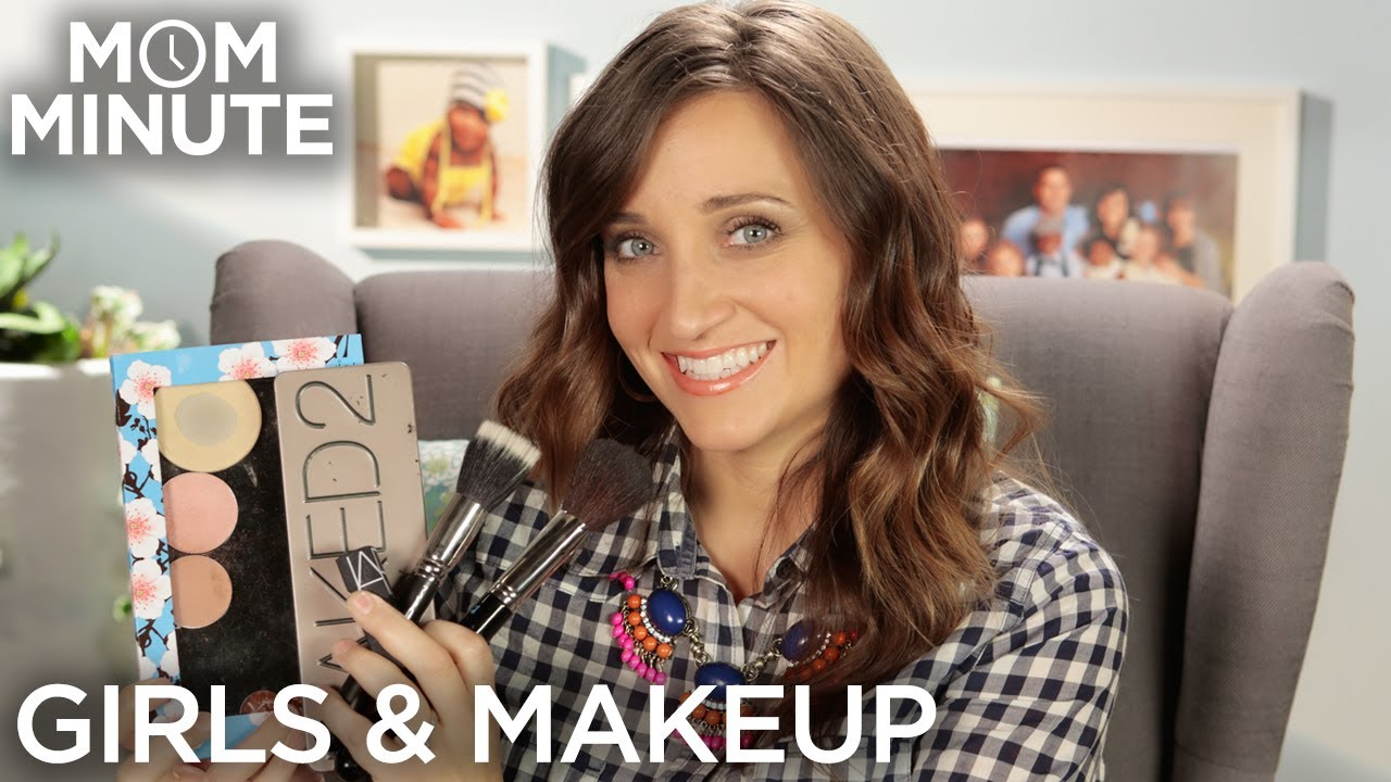 When Should You Start Wearing Makeup - Mom Minute With -9018