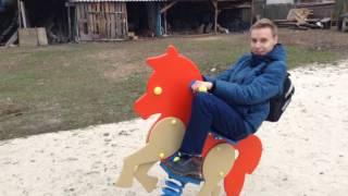 "ТРЕШШ!! Зоофил напал на беззащитную лошадь!!!! ""Конь-АСИДЛАН"""