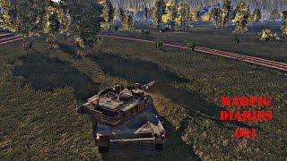 ARMA 3: WARPIG (M1 Abrams) Diaries #001