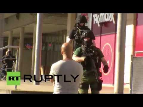 Germany: Armed man killed after taking hostages in cinema complex - officials