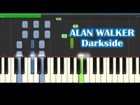 alan-walker,-tomine-harket,-au/ra---darkside-piano-tutorial---chords-&-melody