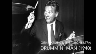 Gene Krupa & His Orchestra: Drummin