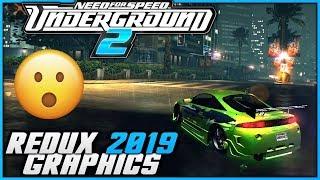Need For Speed Underground 2 - 2019 Graphics 1440p Redux