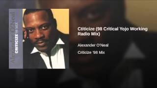 Ctiticize (98 Critical Yojo Working Radio Mix)
