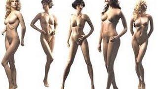 видео Скульптурные женские манекены