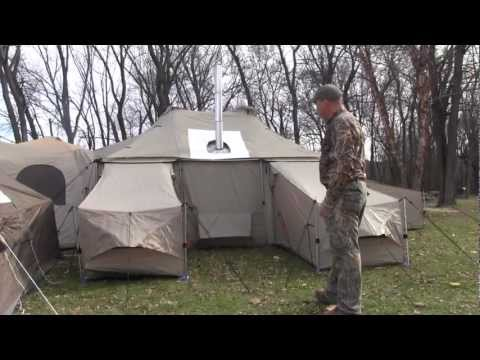 Cabelau0027s Outfitter Series ISQ Tent Review & Cabelau0027s Outfitter Series ISQ Tent Review - TravelerBase ...