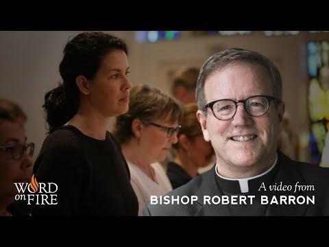 Bishop Barron on Women in the Church