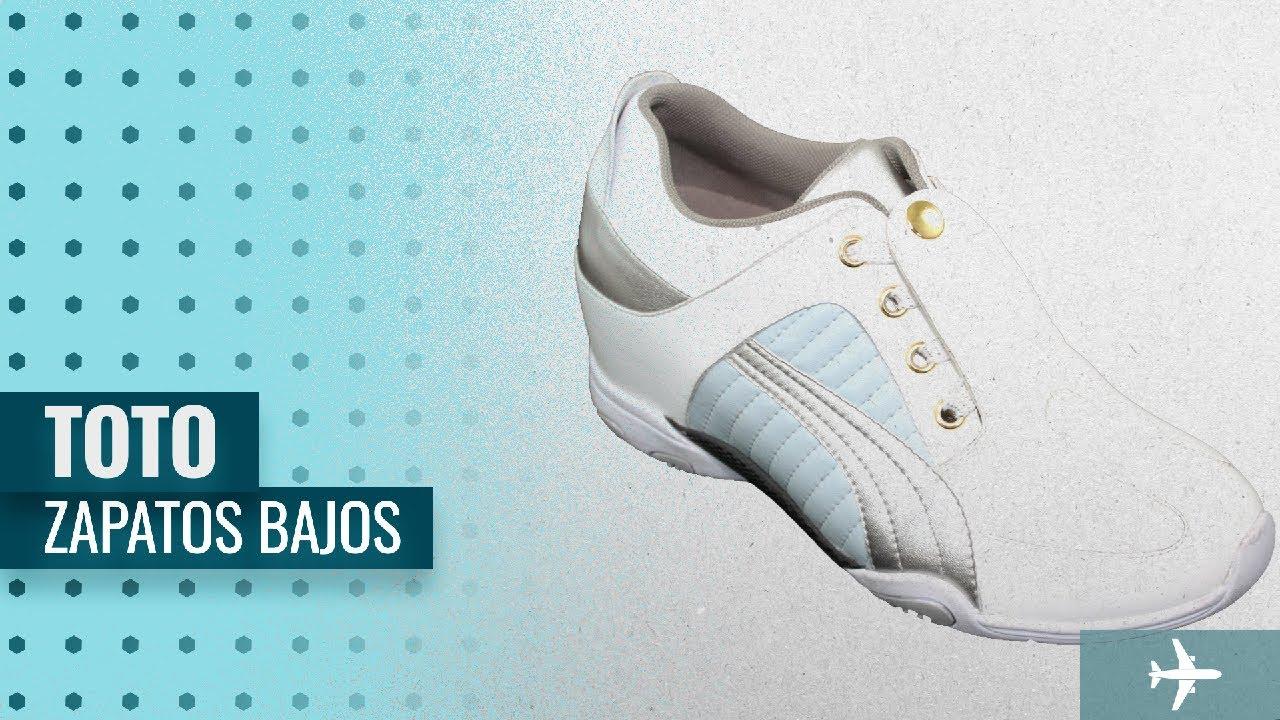 8964c31f343fd Zapatos Bajos 2018, Los 10 Mejores Toto Productos: Toto - W08163-2.6 Inches  Taller - Height