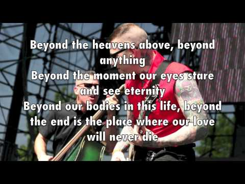 Tiger Army - Afterworld - Karaoke with lyrics