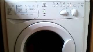 Washing machine Indesit WIXL143 Clicking noise