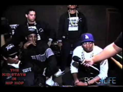 The Kid Stays in Hip Hop:NWA 1988