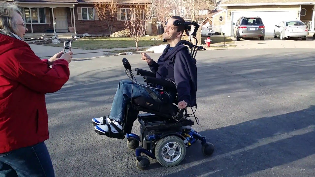 Freedom After 34 Years Severely Disabled Man Safely