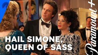 Why Women Kill - All Hail Simone The Queen Of Sass On Why Women Kill