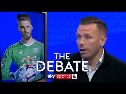 Is David De Gea destined to join Real Madrid? | Craig Bellamy & Charlie Adam | The Debate