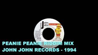 RIDDIM MIX #44 - PEANIE PEANIE - JOHN JOHN RECORDS