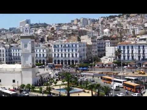 Algiers Algeria - Cidade de Argel Argélia 2016