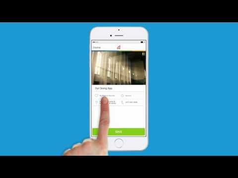 Givelify Mobile App Demo