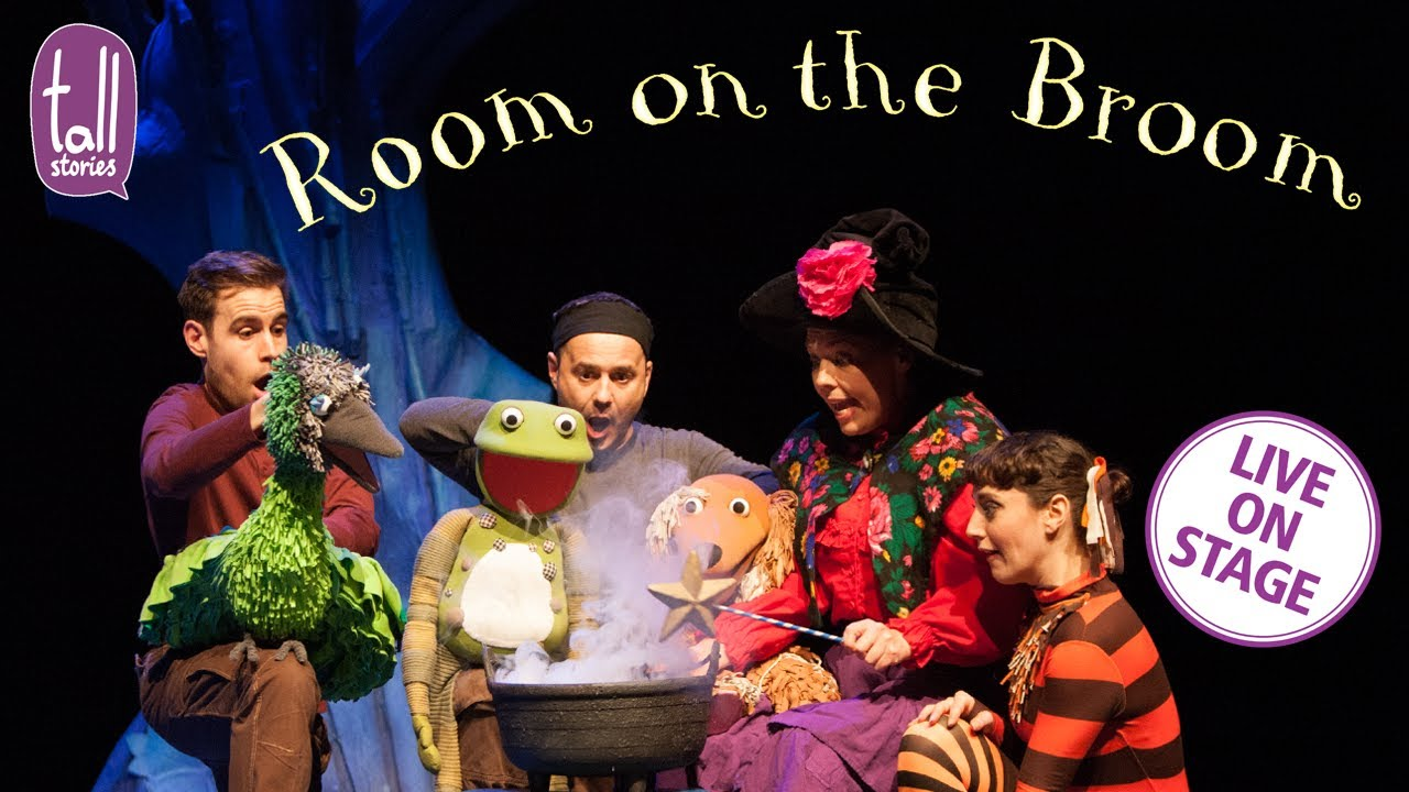 Beautiful Room On The Broom LIVE Part 4