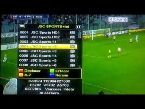 bein sport hd1 et hd2 jazeera sport hd1 hd2 GRATUIT sur geant ...