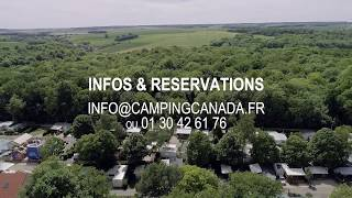 Camping Canada *** 78680 Epône, Yvelines, France