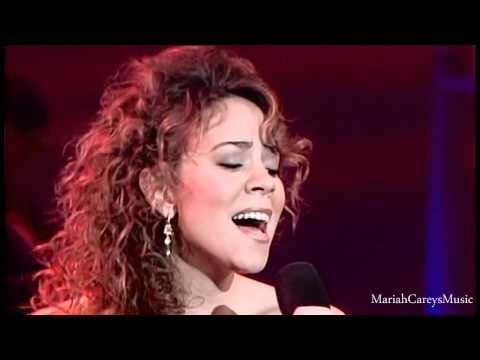 (HD) Mariah Carey - Can't Let Go (Live at Soul Train)