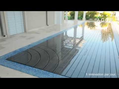 syst me permettant de transformer une piscine en terrasse youtube. Black Bedroom Furniture Sets. Home Design Ideas
