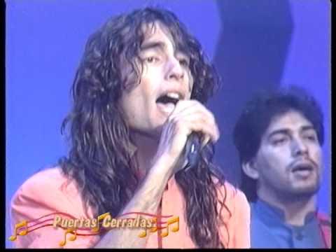 VIDEO: Daniel Agostini con el Grupo Sombras  [Enganchado DVD 2]